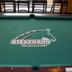 Stevenson University Pool Table