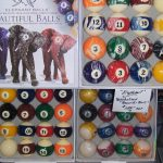 Pool Table balls Baltimore