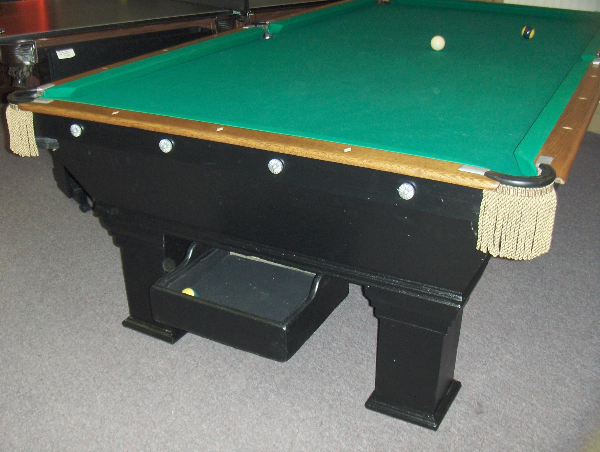 Brunswick Billiards Circa 1910. Categories: Reconditioned Billiard Tables ·  Pool ...